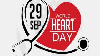 Ziua mondială a inimii. O ocazie de a ne gândi mai mult  la inimile noastre