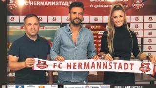 Antrenor spaniol la FC Hermannstadt