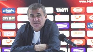 Gheorghe Hagi şi concluziile după partida Sepsi - Viitorul