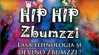 """Hip Hip Zbumzzi. Lasă tehnologia și devino ZBUMZZI!"""""""