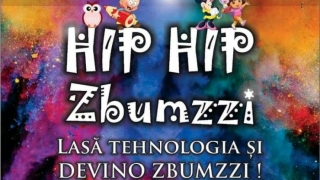 Spectacole interactive, în weekend, cu echipa Zbumzzi