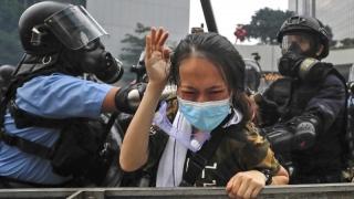 Protestatarii din Hong Kong au început să scrie scrisori de adio apropiaţilor
