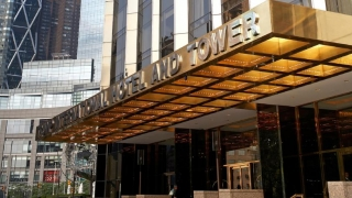 Incendiu la al 47-lea etaj al hotelului Trump International din New York