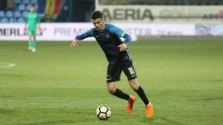 Ianis Hagi, două goluri şi o pasă de gol în partida St. Truiden - KRC Genk
