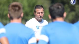 """Ianis Zicu, antrenor principal FC Farul: """"Nu sunt nervi, vreau doar să fim lăsați să jucăm"""""""