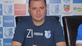 Ianis Zicu, mulţumit de evoluţia Farului din prima repriză