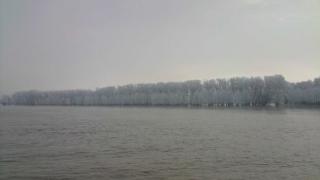 Traficul fluvial pe Dunăre a fost închis