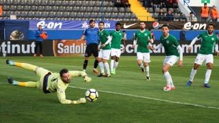 CSM Poli Iaşi şi CS U. Craiova, primele sfert-finaliste în Cupa României
