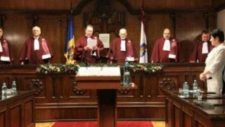 ICCJ a tras la sorţi membrii completurilor de 5 judecători pentru anul 2019