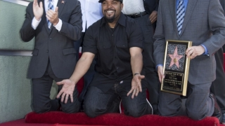 Ice Cube are stea pe Hollywood Walk of Fame