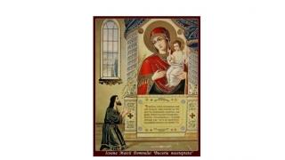 O icoană a Maicii Domnului, pentru prima dată la Constanța