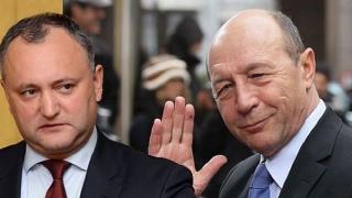 Igor Dodon lansează un avertisment către Traian Băsescu