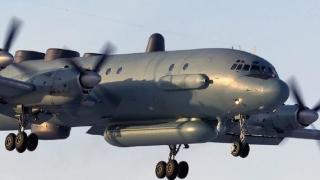 Un avion militar rus a fost doborât de forțele regimului de la Damasc