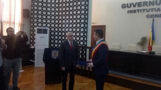Ilie Floroiu a primit titlul de cetățean de onoare al Constanței
