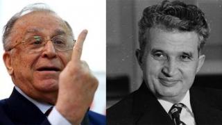 Iliescu și Ceaușescu au intrat în luptă la alegerile locale