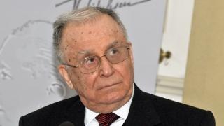 Ion Iliescu, la spital. Ce decizie au luat medicii