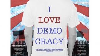 I LOVE DEMOCRACY – scenariul unui constănţean, pe scena FITIC 2.0