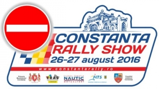 Constanța Rally Show 2016 se anulează!
