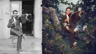 Fotograful care face carieră la 30 de ani după moarte