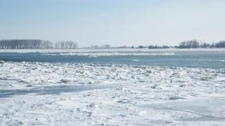 Măsuri pentru prevenirea accidentelor cauzate de sloiurile de pe Dunăre