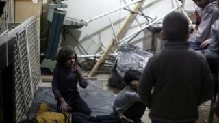 Victimele atacului chimic din Siria au fost expuse la gaz sarin