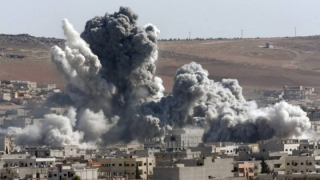 Zeci de civili morți, după ce un spital a fost bombardat