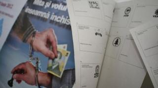 Buletine de vot pentru Techirghiol, găsite în Negru Vodă