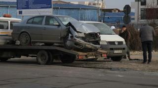 Accident rutier soldat cu trei victime!