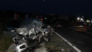 Accident cumplit! Mai mulţi morţi în urma unui impact teribil!
