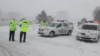 Circulația rămâne închisă pe A2, până la Cernavodă