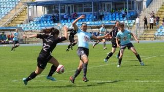 Fotbalistele de la Selena Constanța au promovat în prima ligă
