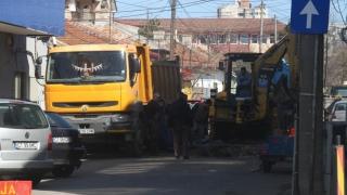 Trafic restricționat pe încă o stradă din Constanța