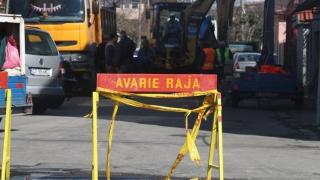 Atenție, se oprește apa în orașul Hârșova!