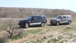 De ce să îți cumperi noul Land Rover Discovery
