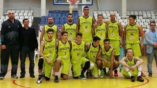 BC Athletic Constanța joacă duminică la Galați, în Liga 1 de baschet masculin