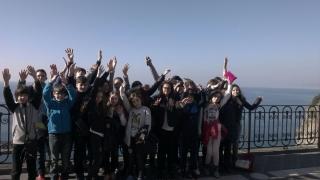 """Trupa de teatru a Liceului """"Ovidius"""" din Constanţa, premiată la Festivalul francofon din Italia"""