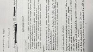 Sorin Strutinsky - plângere penală împotriva lui Kovesi, Maior și Coldea