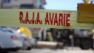 Se întrerupe furnizarea de apă pe strada Costache Negruzzi