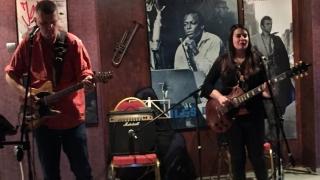 Concert special de blues cu Hanno Hoefer, Roxana Stroe și Corneliu Stroe