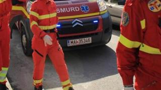 Panică! Un incendiu a izbucnit în zona restaurantelor din City Park Mall