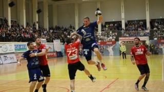HC Dobrogea Sud - Dinamo, în prima etapă din LN de handbal masculin