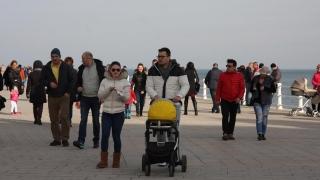 Vine primăvara în Dobrogea