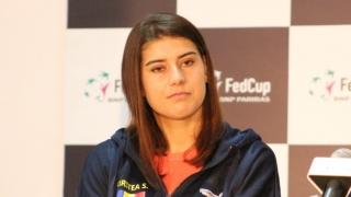 Sorana Cîrstea și-a anunțat retragerea din echipa de FED Cup