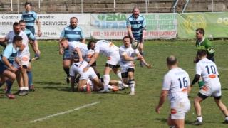 CS Năvodari a câştigat pe terenul liderului, în DNS la rugby