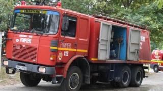 Incendiu la un apartament în localitatea Constanța