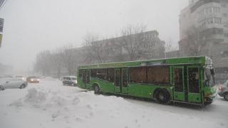 Constănțenii pot circula gratuit cu autobuzele RATC