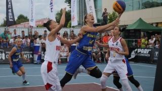 Programul de duminică la FIBA 3x3 Europe Cup