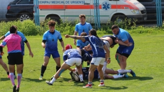 Tomitanii Constanţa şi CS Năvodari, învingătoare în DNS la rugby