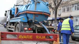 Remediere defecțiune la conducta de apă