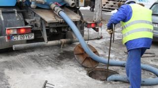 Întrerupere de alimentare cu apă în Constanța